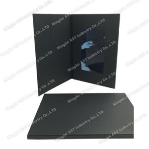 Video Brochure Module, Digital Video Catalogue, MP4 Player Brochure pictures & photos