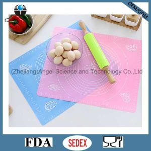 Kitchen Silicone Tableware Mat Silicone Baking Mat Sm06