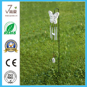 Metal Butterfly Wind Chime for Garden Decoration pictures & photos