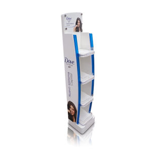 Advertising Cardboard Display for Chocolate, Pop Paper Display Stand pictures & photos