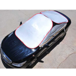 UV Protection Half Car Cover