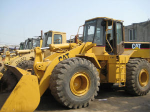 Caterpillar Wheel Loader Used Cat 966f Wheel Loader (966F) pictures & photos