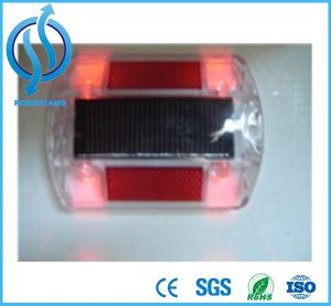 Luminous Plastic Road Reflector Road Marker Stud pictures & photos