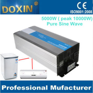 off Grid Air Conditioner 12V 220V 5000 Watts Pure Sine Wave Power Inverter pictures & photos