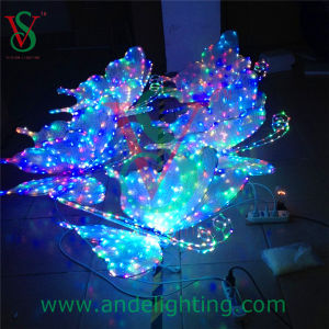 3D Butterfly Motif LED Light Holiday Decoration Lighting pictures & photos