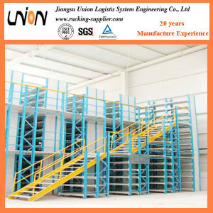 Customized Mezzanine Racking System pictures & photos