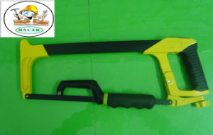 """High Quality 12"""" Plastic Handle Hand Saw Hacksaw Cutting Tools pictures & photos"""