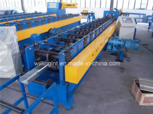 C Shape Purlin Channel Truss Cold Roll Forming Machine pictures & photos