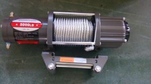 High Performance Cm5000lbs Winch for ATV/UTV Recovery Ce Approved pictures & photos