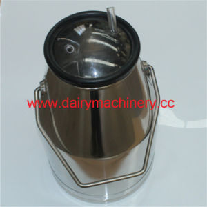 Portable Milking Machine Bucket, Milk Bucket pictures & photos