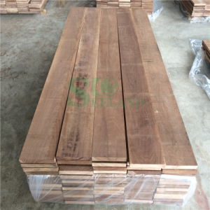 Unfinished Black Walnut Flooring for Furniture pictures & photos