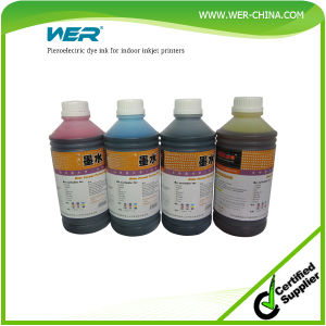 Various Inks Professional Offer Water Based Ink Pigment Ink for Outdoor Printer pictures & photos