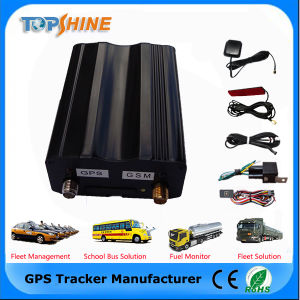 Real Time Tracking GPS Car/Motorcycle/Truck Tracker with Free Tracking Software pictures & photos