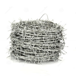 China Manufacturer Galvanized Barbed Wire for Fence (BW) pictures & photos