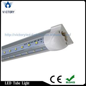 Free Shipping T8 8FT 60W V-Shape LED Tube Light pictures & photos
