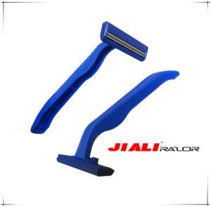Twin Blade Disposable Razor Shaving Razor Blade Same with Dorco pictures & photos