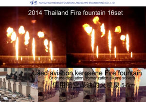 Sea of Fire Fountain pictures & photos