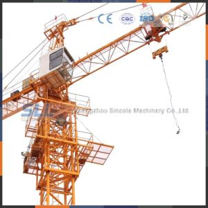 China Travelling Tower Crane/Tower Crane/Tc7030 Tower Crane pictures & photos