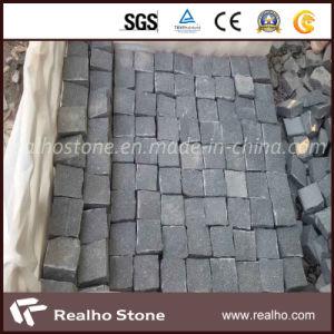 G654 Dark Grey Granite Cobble Stone/Cube Stone/Paving Stone pictures & photos