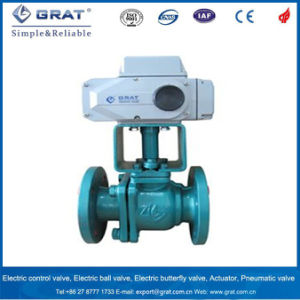 FEP Fluorine Electric Ball Valve pictures & photos
