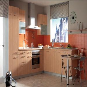 Melamine Kitchen Cabinet (M-005) pictures & photos