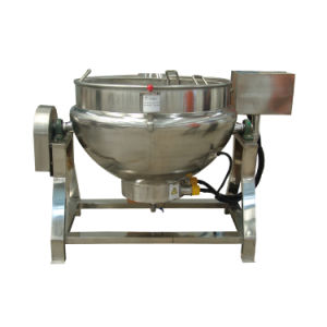 Hot Sale Jacketed Kettle pictures & photos