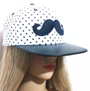Custom Adjustable Fashion Hat Snapback Sports Baseball Cap pictures & photos