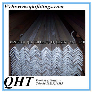 Hot Rolled Equal Angle Iron on Stock pictures & photos