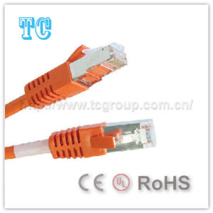 RoHS and Ce Certification FTP Cat5e Patchcord pictures & photos