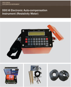 Ground Water Detector, Apparent Resistivity Meter, Vertical Electrical Sounding, Spontaneous Potential, Geophysical Equipment pictures & photos