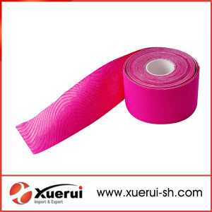 Therapeutic Kinesiology Muscle Tape with FDA Ce Approved pictures & photos