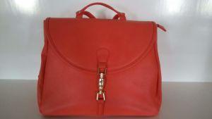 Guangzhou Supplier Designer PU Leather Ladies′ Handbag Women Backpack Bag (G-225)
