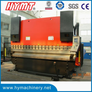 WE67K-160X3200 CNC Hydraulic Press Brake bendign folding machine pictures & photos