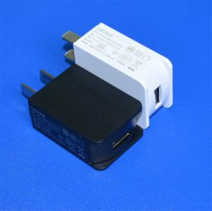 5V/1.2A White USB Mobile Phone Chargers pictures & photos