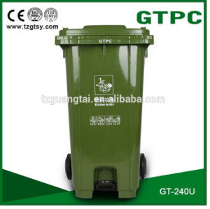 High Strength 240L Garbage Bin pictures & photos
