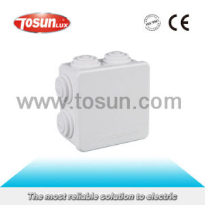 Tjb1 Plastic Junction Box with Different Sizes pictures & photos