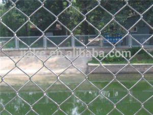 High Production Fully Automatic Chain Link Fence Machine pictures & photos