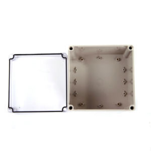 Clear Cover IP66 ABS/PC Toyogiken Waterproof Box 200X200X130mm pictures & photos