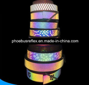Colored Reflective Webbing pictures & photos