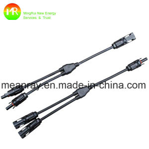 Mc4 Solar Tinned Copper for 6mm2 PV Cable pictures & photos
