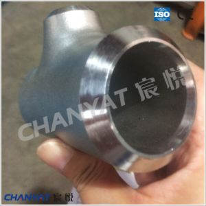 ASTM Welded Tee B366 (WPNICMC, UNS N08825, Incoloy825) pictures & photos