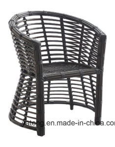Popular New Design Wholesale Outdoor Wicker Furniture Round Table and Chairs for Restaurant &Banquet (YT641) pictures & photos