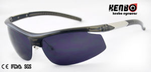 Hot Sale Fashion Sports Sunglasses for Man UV400 FDA CE Ks5010 pictures & photos