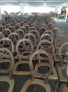 Hotel Furniture/Restaurant Furniture/Canteen Furniture/Restaurant Chair/Hotel Chair/Solid Wood Frame Chair/Dining Chair (GLC-0105) pictures & photos