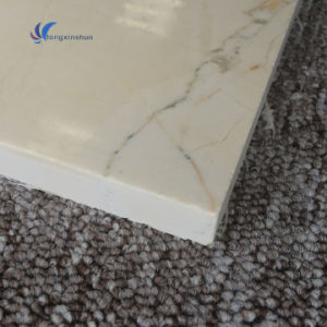 Natural Polished Natural Yellow Beige Marble Table pictures & photos