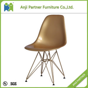 Golden Color Luxurious Design Home and restaurant Dining Room Chair (Harriet) pictures & photos