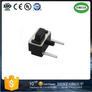 No Positioning Cigarette Lighter 0.5A Tact Push Switch pictures & photos
