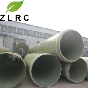 FRP (GRP) Fiberglass Composite Pipe /Tube / FRP Suppliers pictures & photos