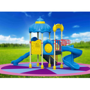 Outdoor Playground--Magic Paradise Series, Children Outdoor Slide (XYH-MH0025) pictures & photos