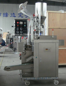 CH10A Tea Bag Packing Machine with Tag and Thread & Tea Bag Form Fill Seal Machine pictures & photos